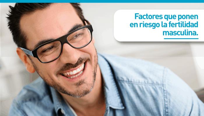 Factores que inciden en las dificultades de la fertilidad masculina