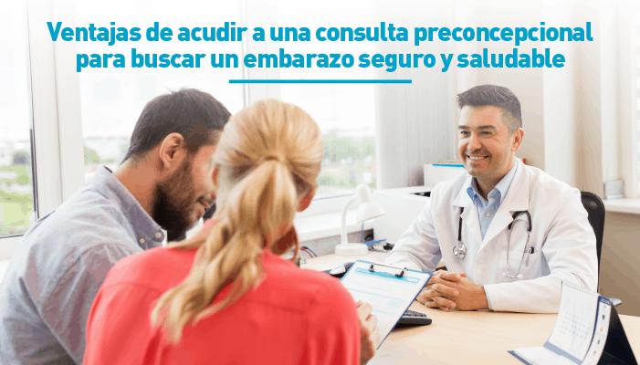 Ventajas de acudir a una consulta preconcepcional para buscar un embarazo seguro y saludable