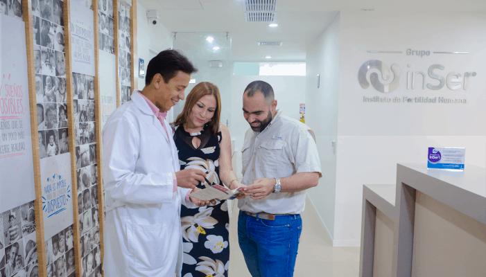 Inser Cartagena, un espacio más para las parejas que anhelan tener un bebé