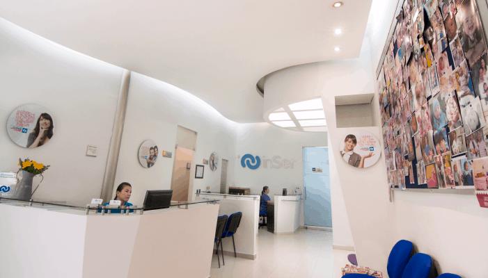 InSer centro de fertilidad humana en Pereira